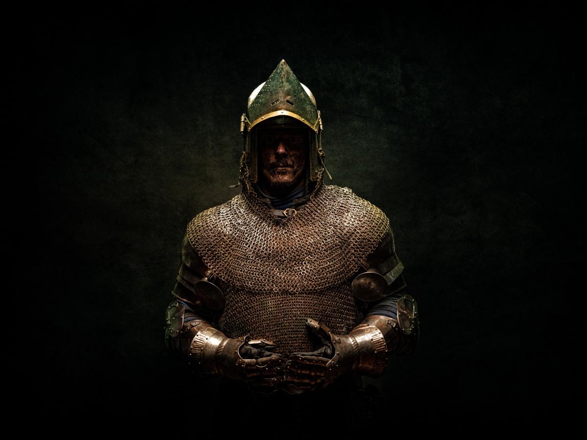 Le chevalier Kevork, textes d'Alexandre Kebabdjian
